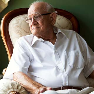 article on loneliness and neglect of elderly