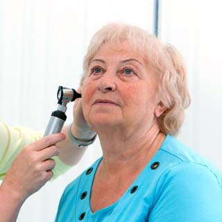 hearing loss a common problem for older adults
