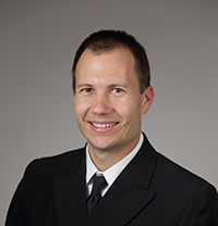 Christopher Ramsden, M.D., Chief