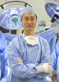 Photograph of Michael W. Yeh, M.D.