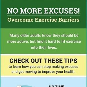 Overcoming barriers infographic