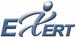 EXERT trial logo