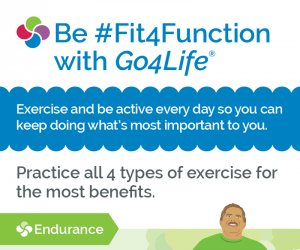 Fit4Function exercise infographic