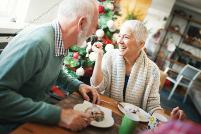 Alzheimer's Caregivers balance busy holiday activities with everyday care.