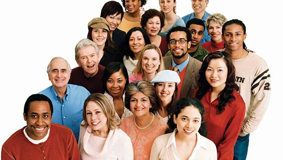 Diverse group of Alzheimer's disease clinical trial participants