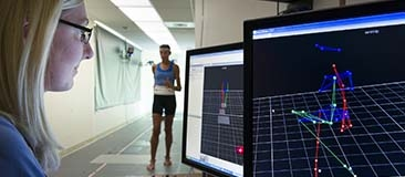 Gait lab research