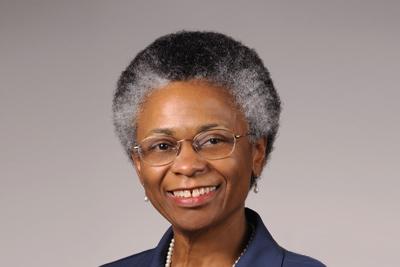 head shot of Dr. Marie Bernard
