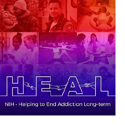 HEAL: NIH helping to end addiction long-term