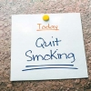 Today: Quit Smoking