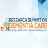 Research Summit on Dementia Care: Building Evidence for Services and Supports logo
