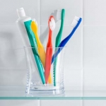 Toothbrushes and toothpaste for good oral health